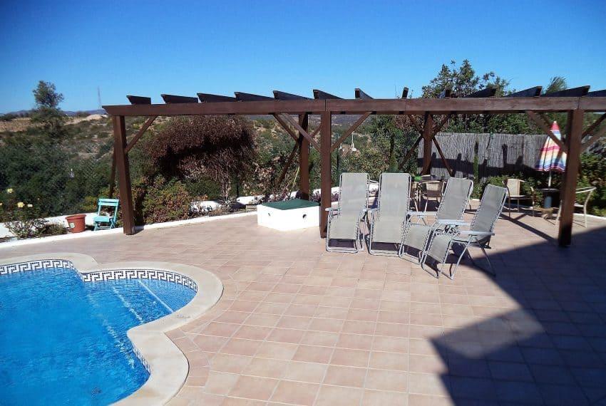 Villa T4 with Pool Tavira Perogil (39)