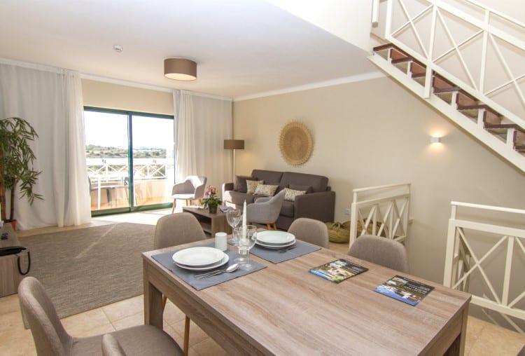 1 Bedroom duplex apartment on Gramacho Residences – Algarve (1)