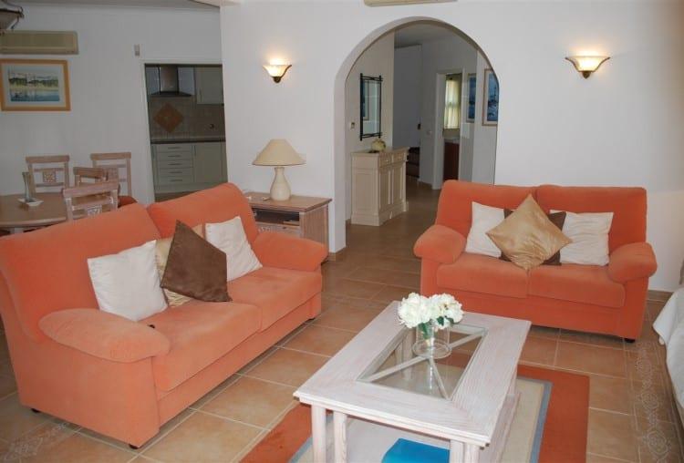 3 Bedroom Semi-detached Villa on Golf Resort - Algarve (1)