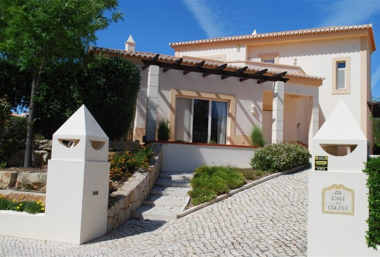 3 Bedroom Villa on Golf Resort - Algarve (1)