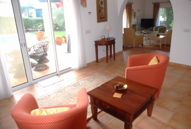 3 Bedroom Villa on the Golf Resort - Algarve (1)