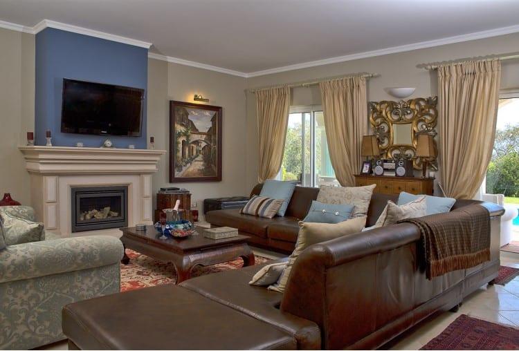 Luxury villa with 4 bedrooms on the Golf Resort - Algarve (4)