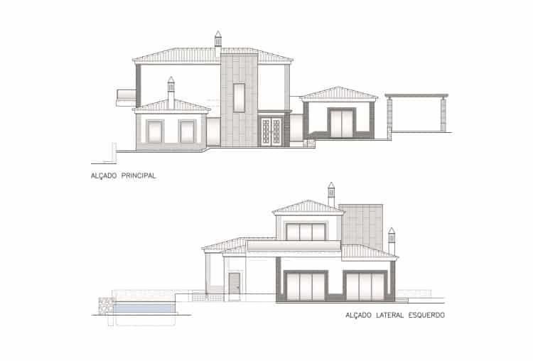 Plot of Land for construction on Golf Resort - Algarve (1)