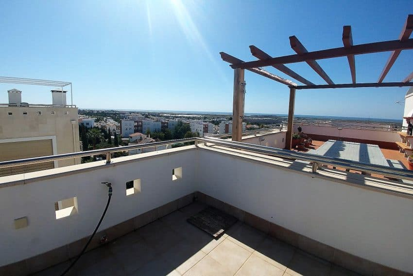 3 bedsroom apartment Tavira roofterrace (13)