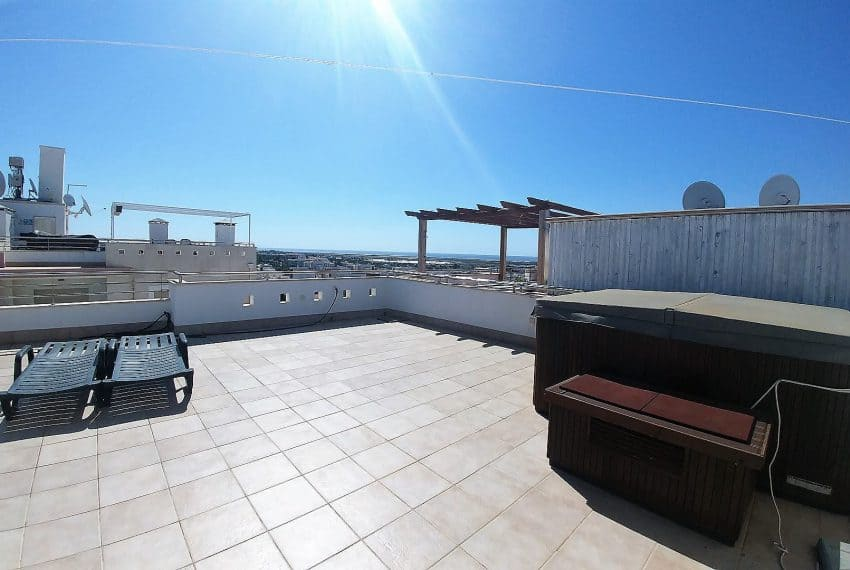 3 bedsroom apartment Tavira roofterrace (14)