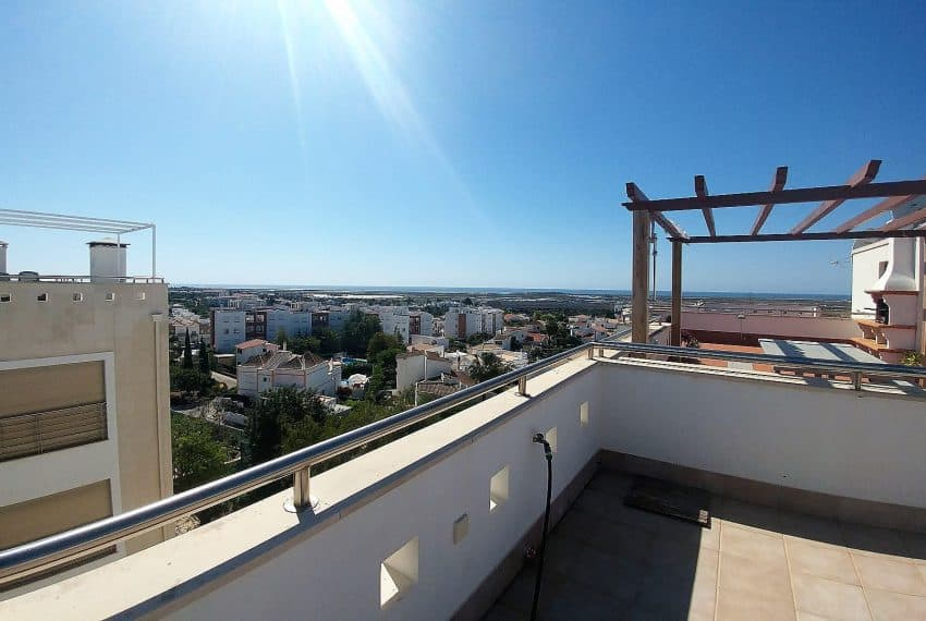 3 bedsroom apartment Tavira roofterrace (15)