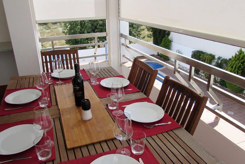 Apartment 3 bedrooms pool Tavira center (3)