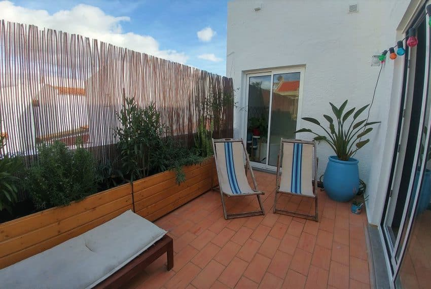 3 bedroom townhouse Santa Luzia (2)