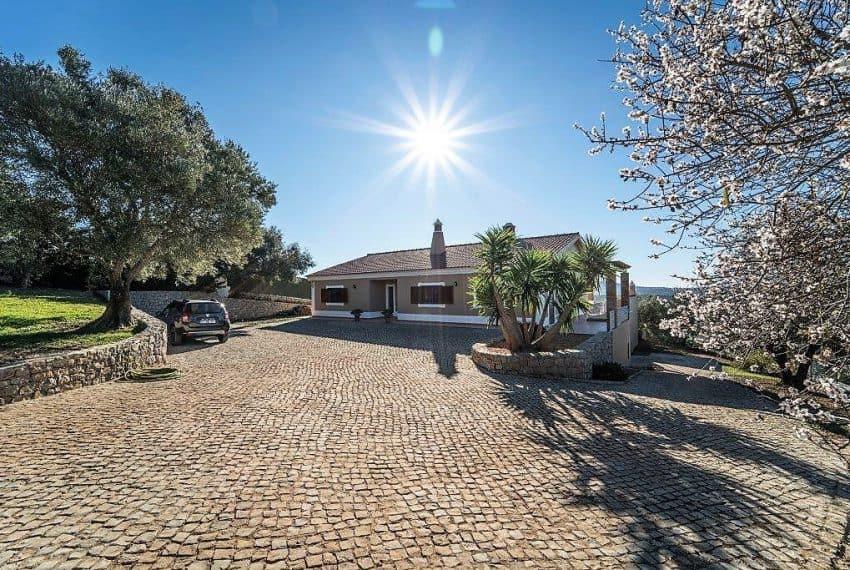 3 bedroom Villa woth Pool Sao Bras de Alportel sea views (3)