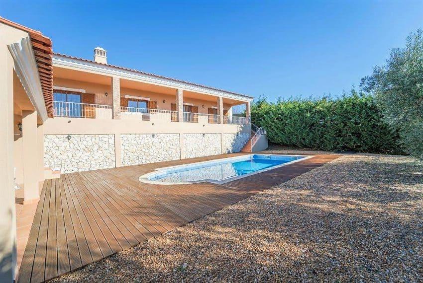 3 bedroom Villa woth Pool Sao Bras de Alportel sea views (9)