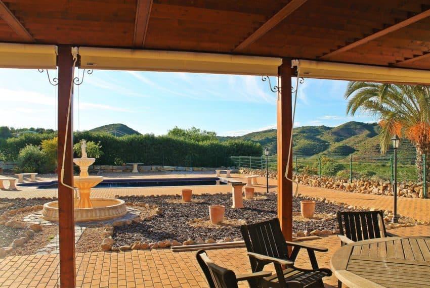 4 bedroom luxury villa with pool near Tavira Eastern Algarve (27)