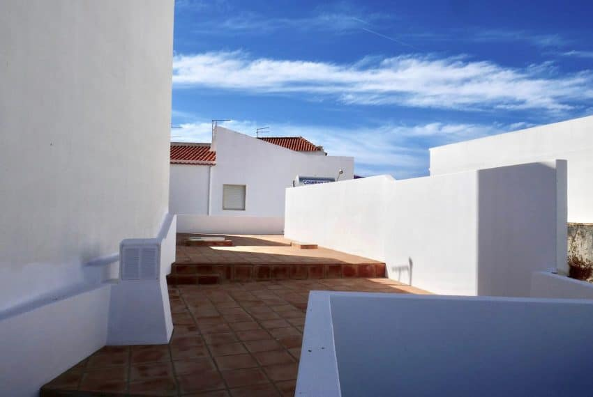renovated townhouse Cabanas Eastern Algarve beach (4)