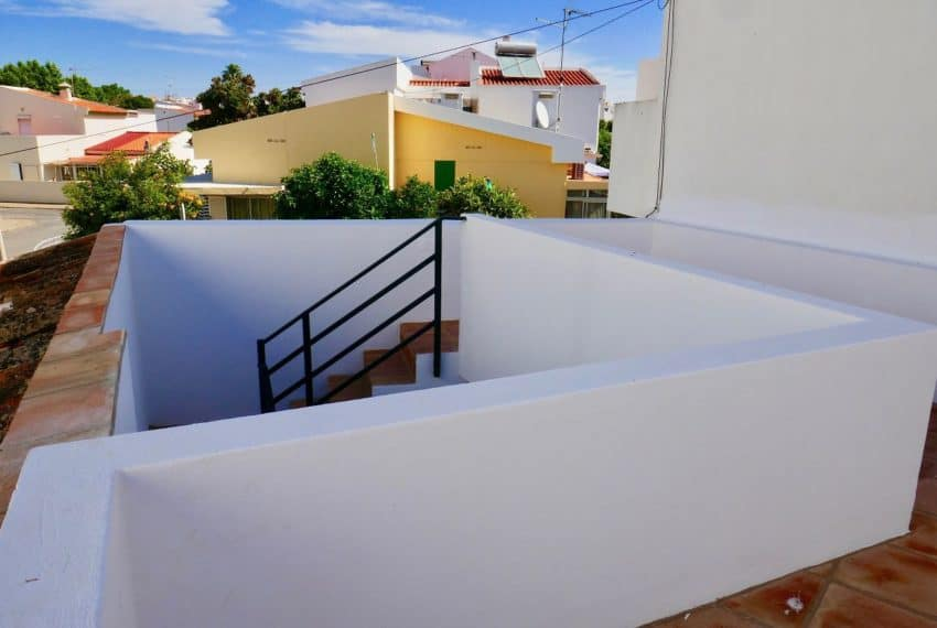 renovated townhouse Cabanas Eastern Algarve beach (6)