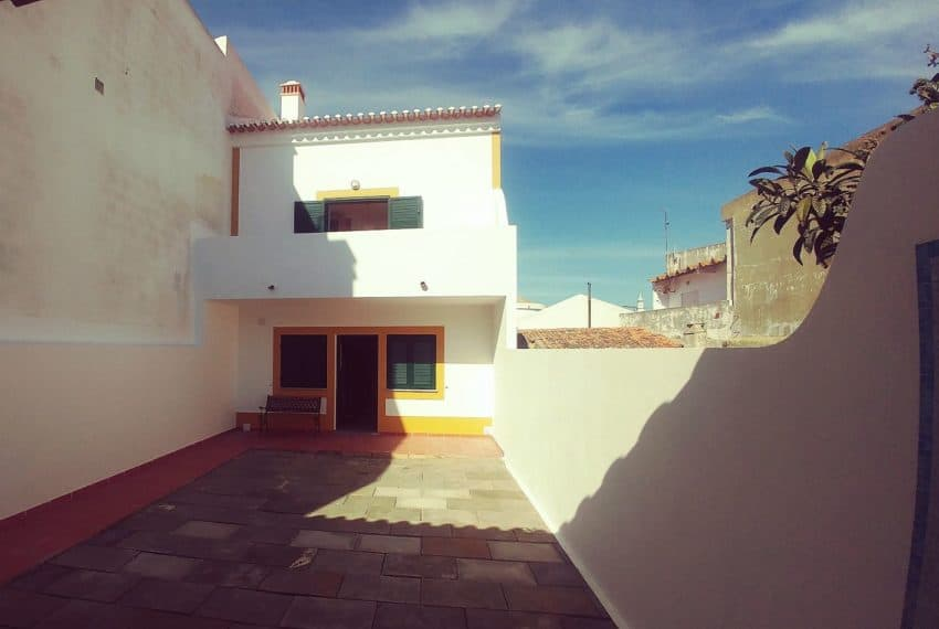 3 bedroom townhouse center Vila Nova de Milfontes beach surf (19)