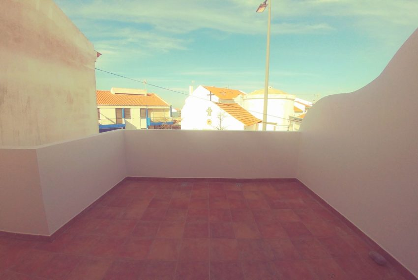 3 bedroom townhouse center Vila Nova de Milfontes beach surf (24)