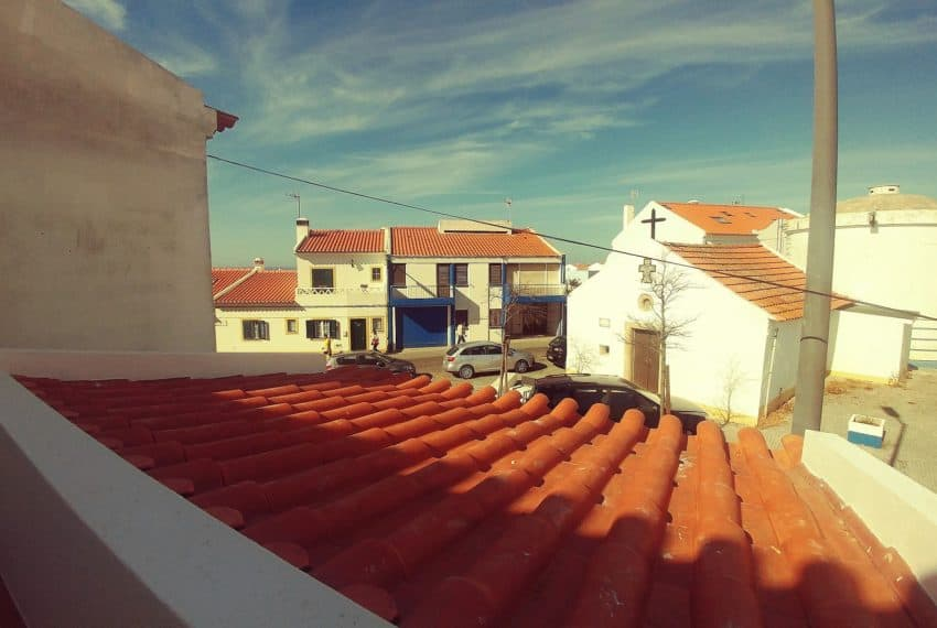 3 bedroom townhouse center Vila Nova de Milfontes beach surf (25)