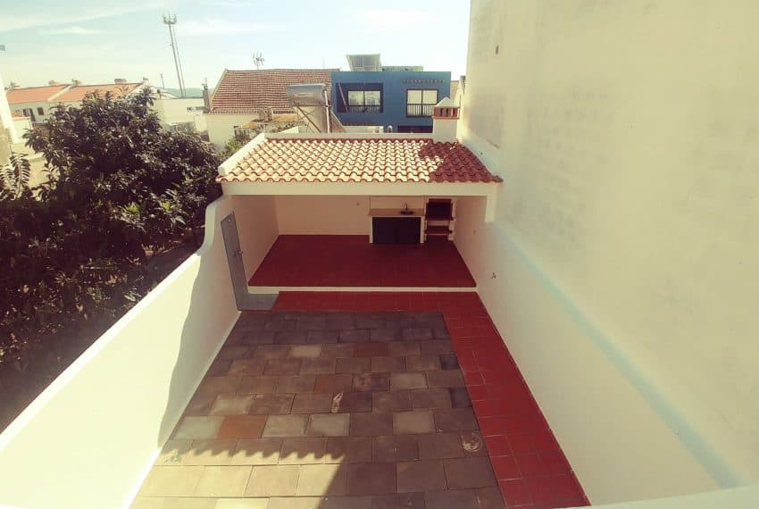 3 bedroom townhouse center Vila Nova de Milfontes beach surf (29)