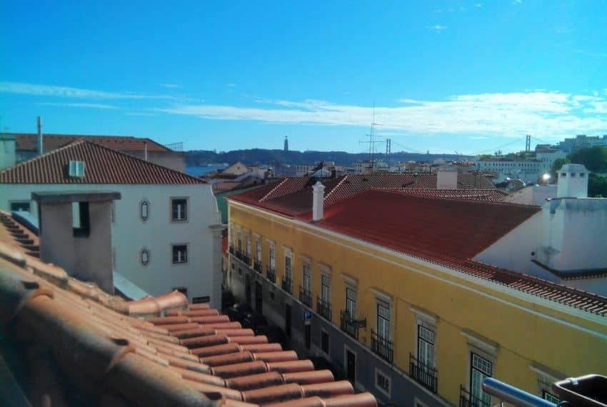 3bedroom townhouse Lisbon center Chiado (15)