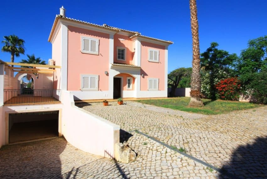 4 bedroom villa pool beach Loule Algarve (2)