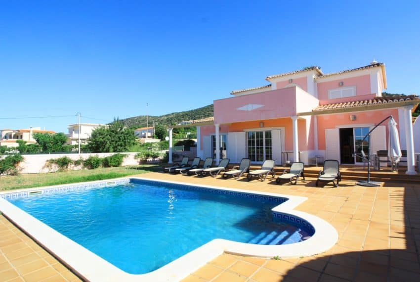 4 bedroom villa pool beach Loule Algarve (4)