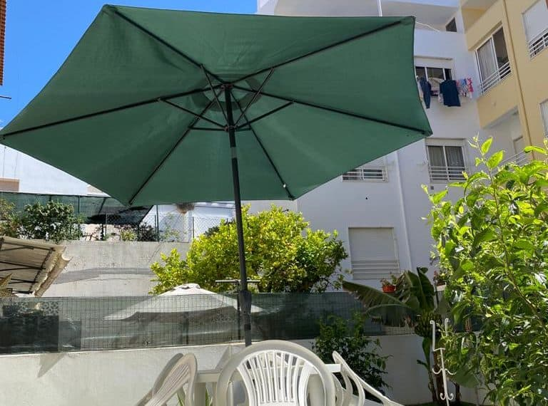 2 bedroom apartment garden Tavira center beach Algarve golf (1)
