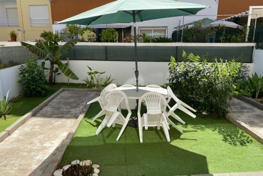 2 bedroom apartment garden Tavira center beach Algarve golf (6)
