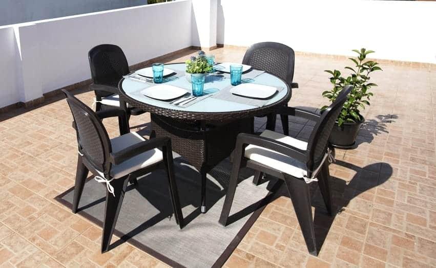 4 bedroom duplex apartment Altura Algarce beach golf (1)