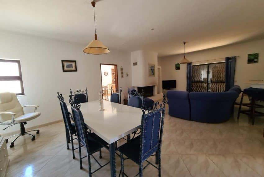 4bedroom villa pool Santa Barbara de Nexe beach Algarve (7)