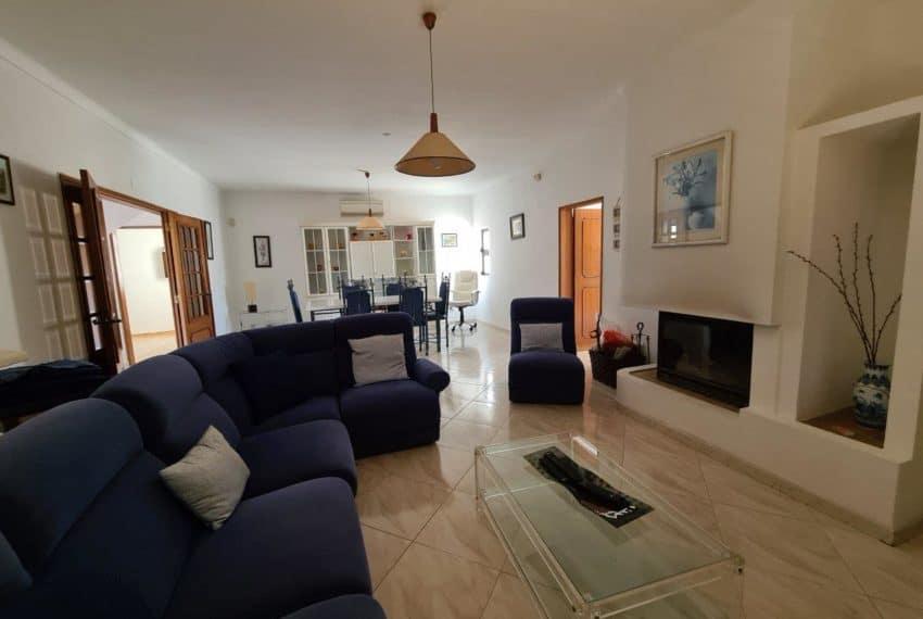 4bedroom villa pool Santa Barbara de Nexe beach Algarve (8)