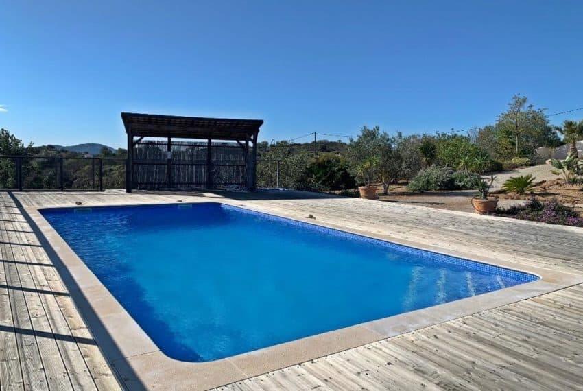 3 bedroom villa pool beach Tavira golf sea views  (18)