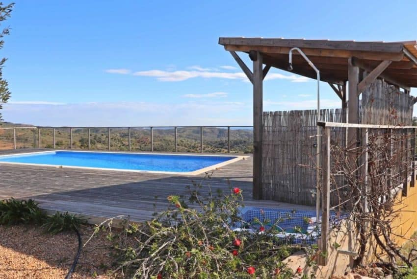 3 bedroom villa pool beach Tavira golf sea views  (23)