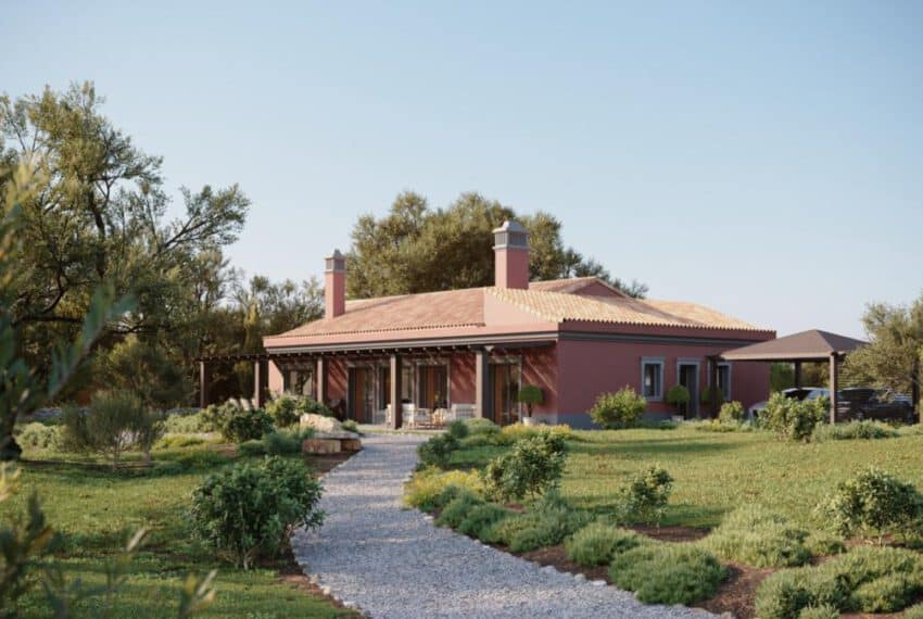 2 3bedroom villa Tavira beach golf Algarve  (1)