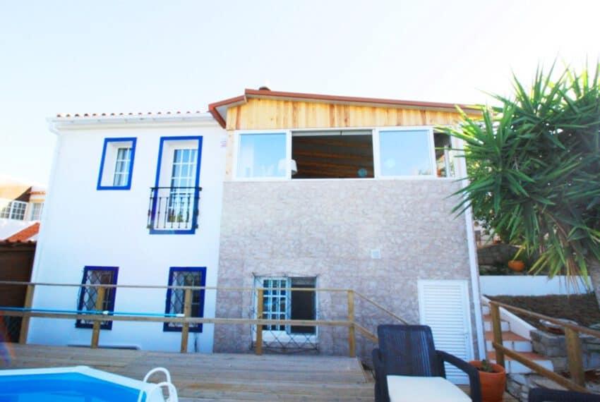 2 bedroom villa pool Sao Bras de Alportel Algarve beach golf (2)