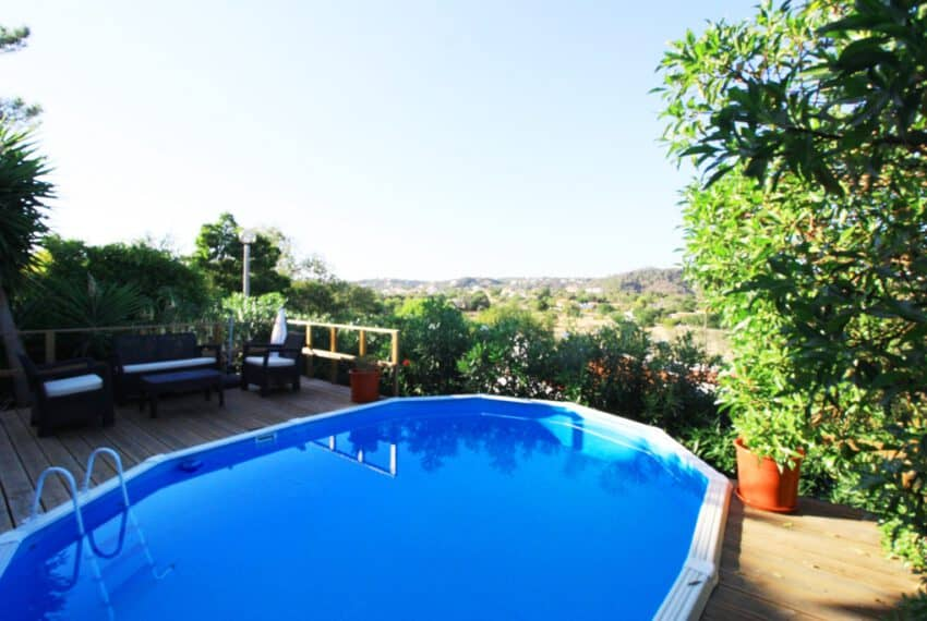 2 bedroom villa pool Sao Bras de Alportel Algarve beach golf (3)