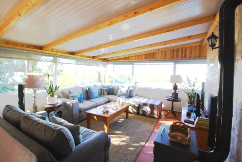 2 bedroom villa pool Sao Bras de Alportel Algarve beach golf (6)