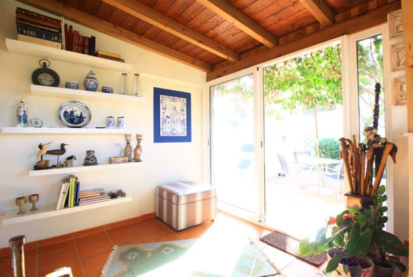 2 bedroom villa pool Sao Bras de Alportel Algarve beach golf (7)