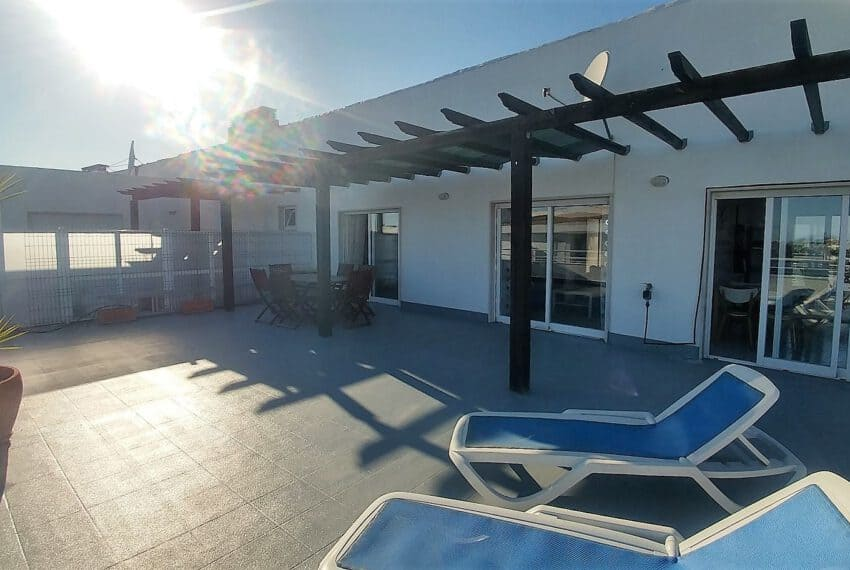 Apartment top floor Santa Luzia beach 1 bedroom (23)