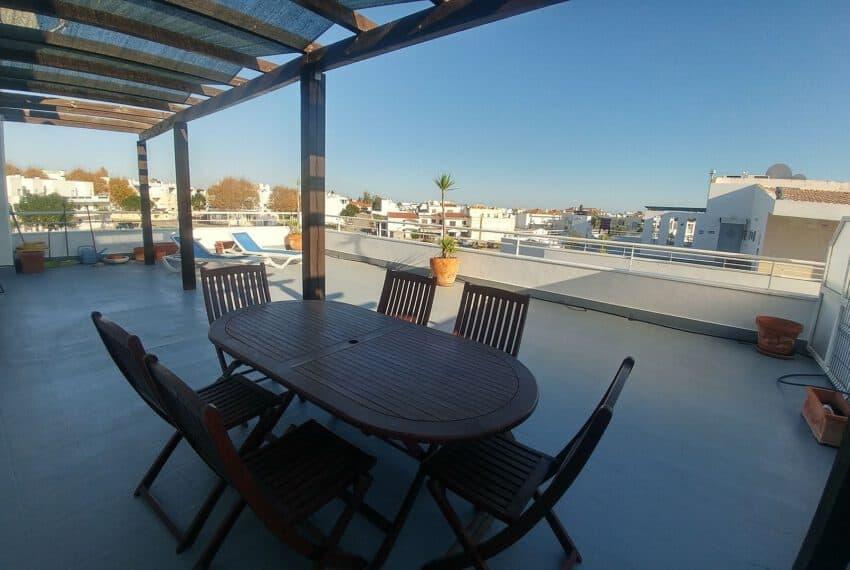 Apartment top floor Santa Luzia beach 1 bedroom (5)