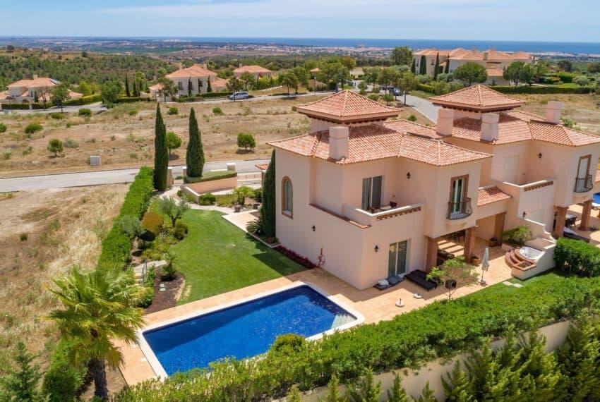 3 bedroom villa pool golf East Algarve Monte Rei  (5)
