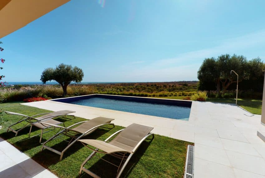 4 bedroom villa golf Monte Rei pool beach East Algarve (1)