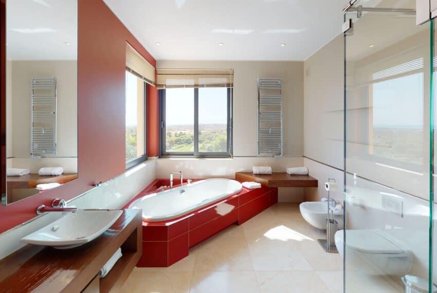 4 bedroom villa golf Monte Rei pool beach East Algarve (12)