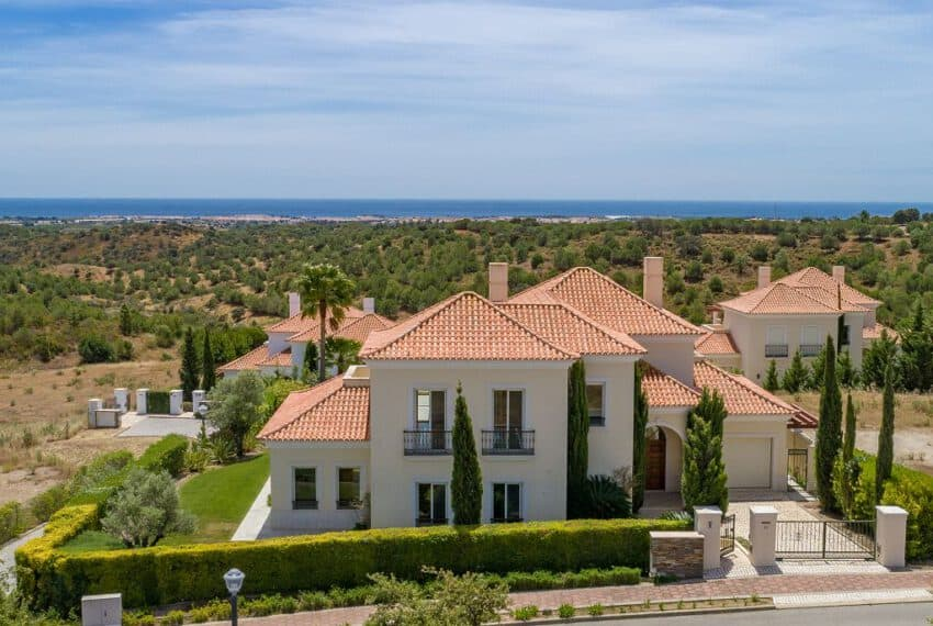 4 bedroom villa pool golf Monte Rei beach East Algarve (10)