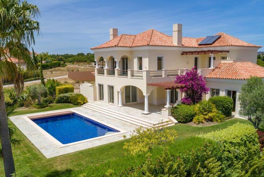 4 bedroom villa pool golf Monte Rei beach East Algarve (6)