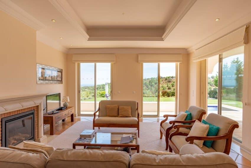5 bedroom villa pool golf Monte Rei beach East Algarve (16)