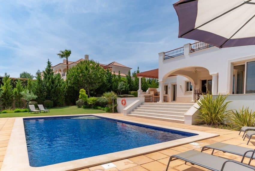 5 bedroom villa pool golf Monte Rei beach East Algarve (2)