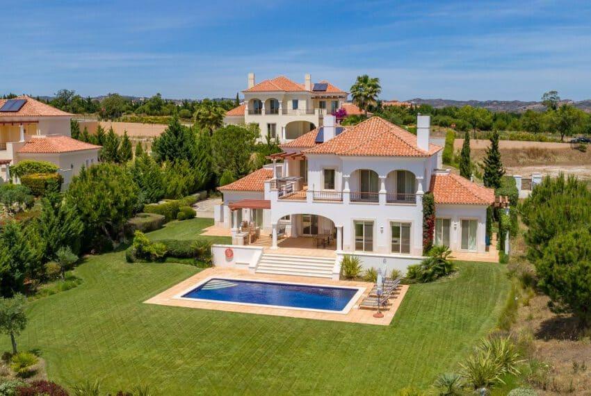 5 bedroom villa pool golf Monte Rei beach East Algarve (4)