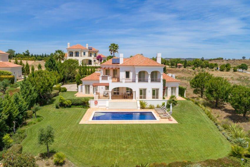 5 bedroom villa pool golf Monte Rei beach East Algarve (5)