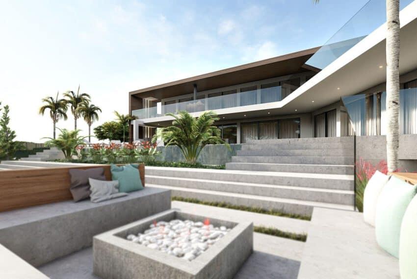 6 bedroom villa Monte Rei Golf beach Eastern Algarve luxury contemporary  (1)