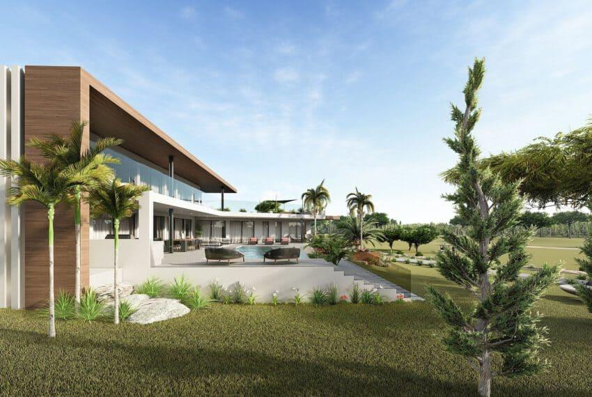 6 bedroom villa Monte Rei Golf beach Eastern Algarve luxury contemporary  (10)