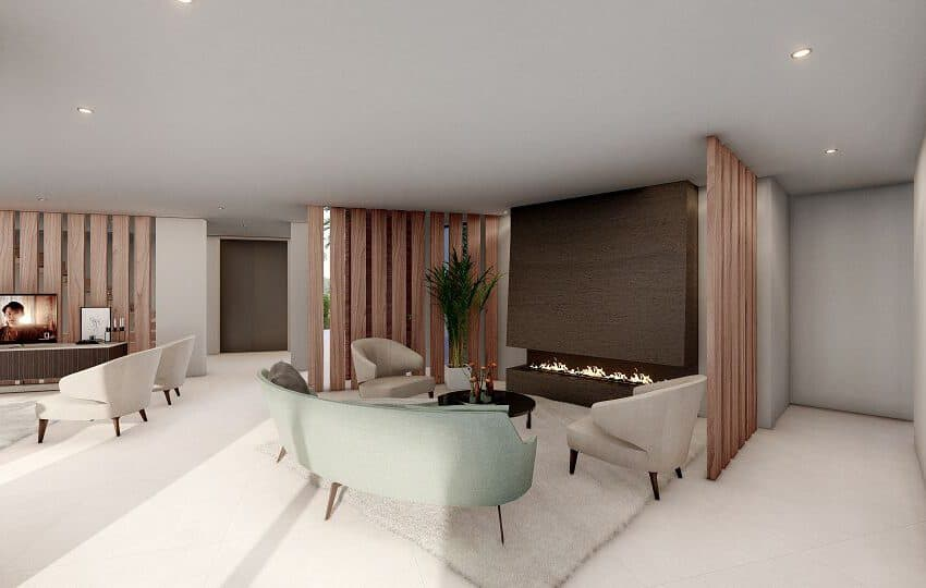 6 bedroom villa Monte Rei Golf beach Eastern Algarve luxury contemporary  (4)